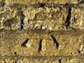 Image for Cut Bench Mark - Malmesbury Road, London, UK