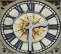 Image for Lloyd's Bank Clock - Sidney Street, Cambridge, UK