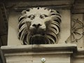 Image for Lion's heads at the Town Hall, Bruyères-et-Montbérault - France