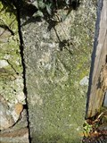 Image for Bodffordd, Gatepost by Bus Stop