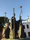 Image for Three Women of La Rogavita - San Juan, Puerto Rico