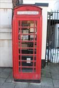 Image for Red Telephone Box - High Street, Sevenoaks, UK
