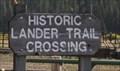 Image for Historic Lander Trail Crossing