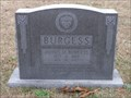 Image for Jannie M. Burgess - New Shamrock Cemetery - Mabry, TX