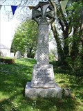 Image for Lanlivery War Memorial Cornwall UK