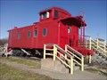 Image for McDonald County Sheriff Caboose - Southwest City MO