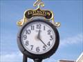 Image for Elvington Pharmacy Clock - Fair Bluff, NC