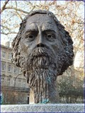 Image for Rabindranath Tagore Bust - Gordon Square, London, UK