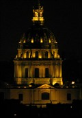 Image for Les Invalides at Night - Paris, France