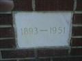 Image for 1893-1951 Grace Lutheran Church - Gilbert, SC
