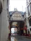 Image for Leadenhall Market - Gracechurch Street, London, UK