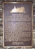 Image for Original Site of Pleasant Hill Methodist Church - Caldwell, AL
