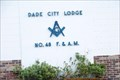 Image for Dade City Masonic Lodge No. 48