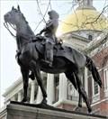 Image for General Joseph Hooker - Boston, Massachusetts, USA.