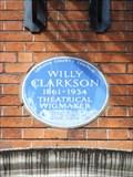 Image for Willy Clarkson - Wardour Street, London, UK