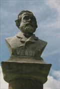 Image for Giuseppe Verdi - Tower Grove Park - St. Louis, MO