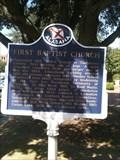 Image for First Baptist Church Tuscaloosa Alabama