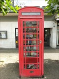 Image for Red Telephone Box - Alter Markt - Euskirchen- Nordrhein-Westfalen / Germany