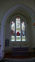 Image for Grayrigg Church main window, Cumbria
