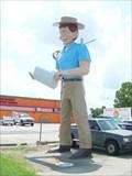 Image for Ken's Mufflers & Brakes Muffler Man - Beaumont, TX
