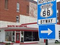 Image for Historic Route 66 - Route 66 Center - Webb City, Missouri, USA.
