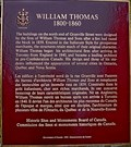 Image for CNHP - William Thomas - Halifax, NS