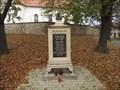 Image for Pomnik Obetem 1. a 2. svetove valky - Vranovice-Kelcice, Czech Republic