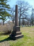 Image for Edward Bellamy - Fairview Cemetery - Chicopee, MA