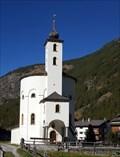 Image for Rundkirche Mariä Himmelfahrt - Saas-Balen, VS, Switzerland