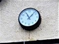 Image for Village Hall Clock - Barlaston, Stoke-on-Trent, Staffordshire, UK.