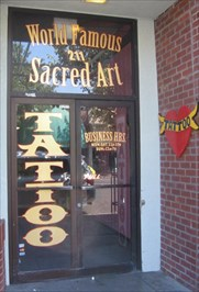 sacred arts tattoo chico ca tattoo shops parlors on