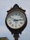 Image for Historic Amherstburg Clock - Amherstburg, Ontario, Canada