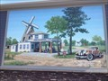 Image for Windmill Gas Station Mural - Holland, Michigan