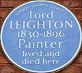 Image for Lord Leighton - Holland Park Road, London, UK