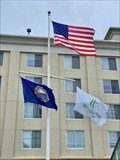 Image for Nautical Flag Pole at Holiday Inn - Portsmouth, New Hampshire