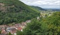 Image for View over Ferrette from the Lookout Platform of the Castle - Ferrette, Alsace, France