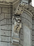 Image for Lion Heads at Síp u. 4 - Budapest, Hungary