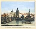 Image for The Charles Bridge by F. X. Sandmann - Prague, Czech Republic