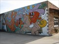 Image for Red Cup Fantasy Mural - Oklahoma City, OK