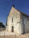 Image for Repère de nivellement - Chapelle St Lazare - Buzançais