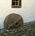 Image for Die Alte Mühle embedded millstone - Gams, Switzerland