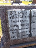 Image for John Hogg - Berkeley Pioneer Cemetery, Unanderra, NSW