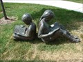 Image for Two Kids Reading