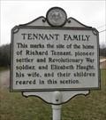 Image for Tennant Family / Richard Tennant Children