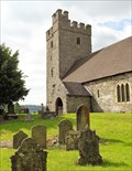Image for St Dingat's  Medieval Church - Llandovery, Carmarthenshire, Wales.