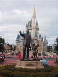 "Image for Walt Disney ""Partners"" Statue"