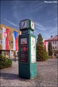 Image for Time & Temperature information  post - Námestí Premyslovcu (Nymburk, Central Bohemia)