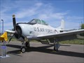 Image for North American T-28B Trojan - AMC, McClellan, CA