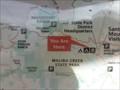 Image for Malibu Creek State Park Trailhead Map - Malibu, CA