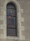 Image for Vitraux de l'Eglise Saint Hilaire - Benassay, Nouvelle Aquitaine, France